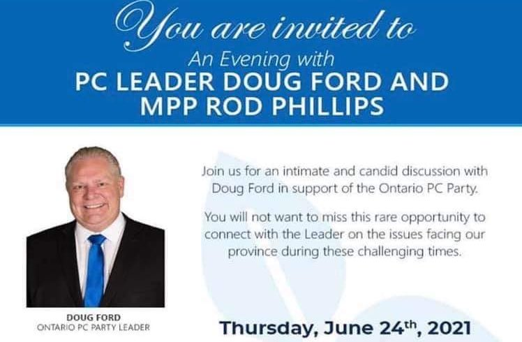 'Super fishy': Donations linked to developer topped $50,000 ahead of Ford fundraiser