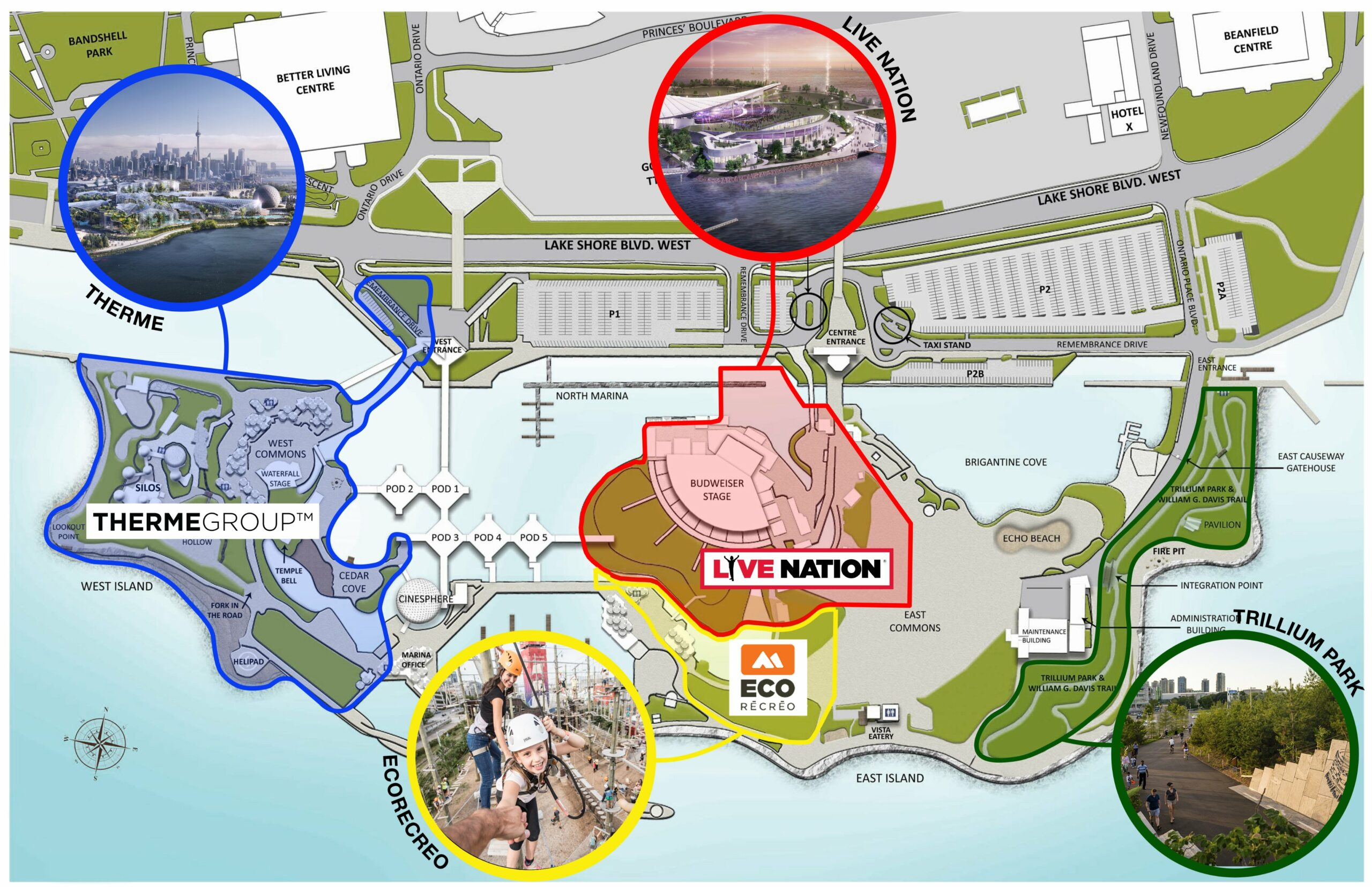 Ontario Place redevelopment plan unveiled, but details are scarce