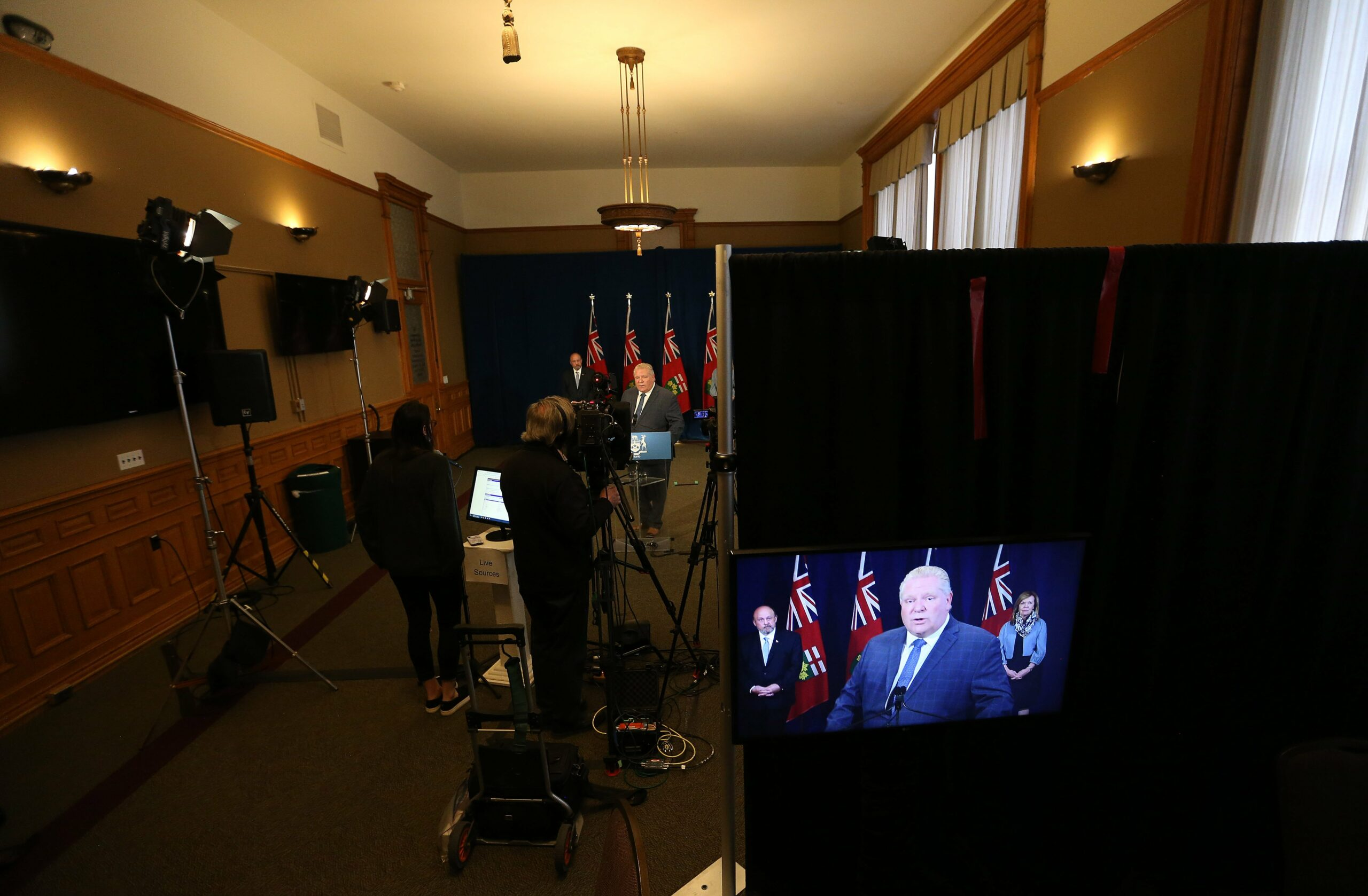 Guest op-ed: Protecting Ontarians' privacy requires a federal solution