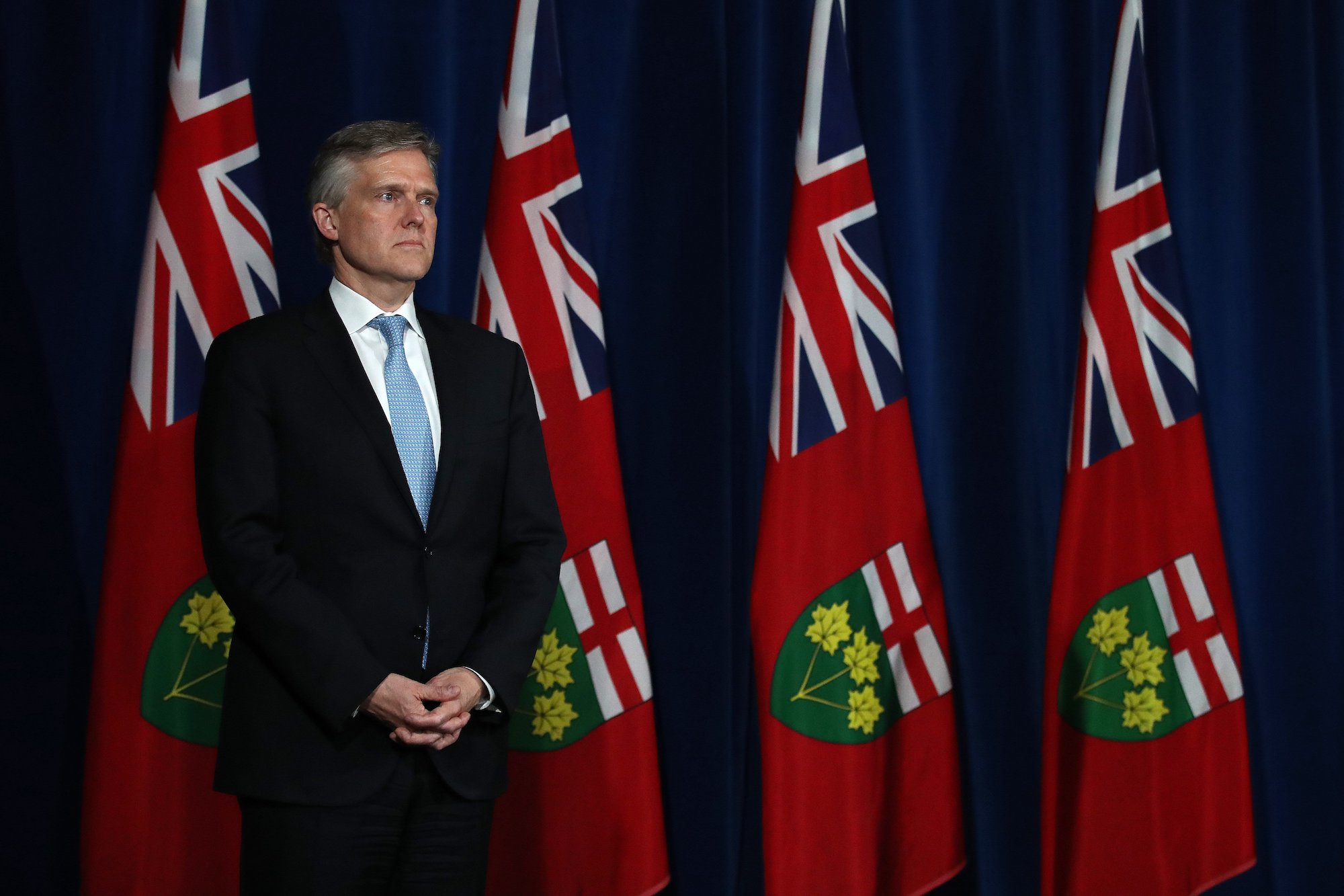 Ontario long-term care minister teases details of sector reform bill