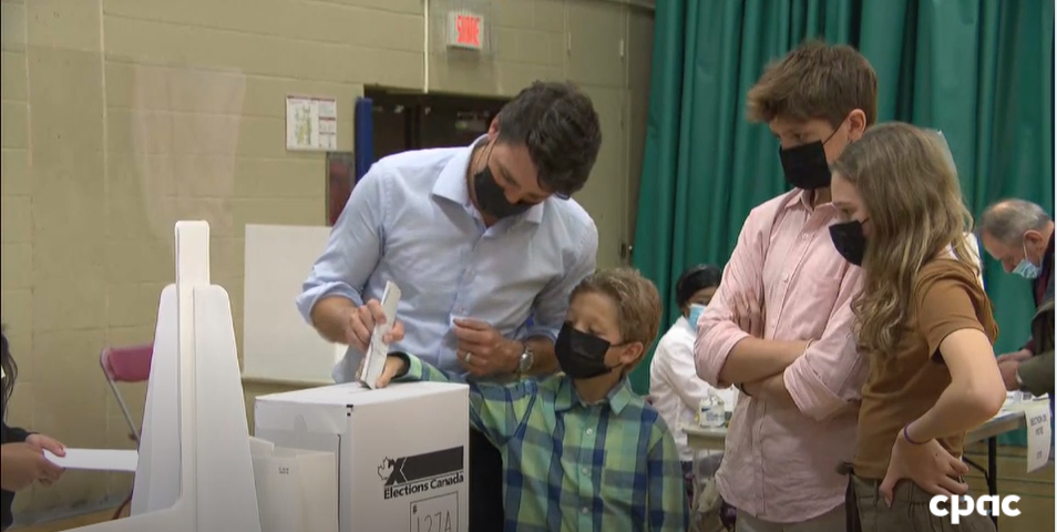 Election day roundup: How politicians are marking Canada's 44th election