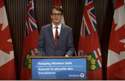 Advocates and opposition parties demand more as Ford government proposes changes targeting 'unscrupulous' temp agencies and recruiters